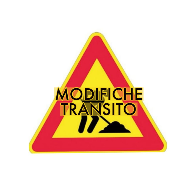 MODIFICHE TRANSITO