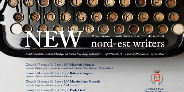 NEW Nord-Est Writers